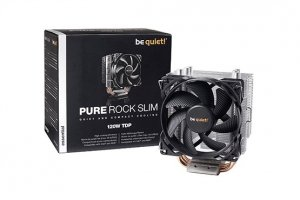 Be quiet! Cooler CPU Pure Rock Silim  BK008