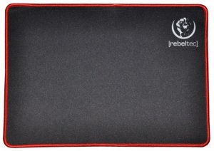 Rebeltec Podkładka pod mysz dla gracza z obszyciem Slider M+ rozmiar 350 x 250 x 3mm