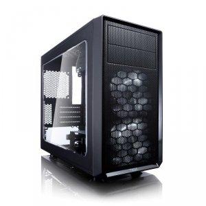 Fractal Design Focus G mini Black Window 3.5HDD/2.5'SDD uATX/ITX