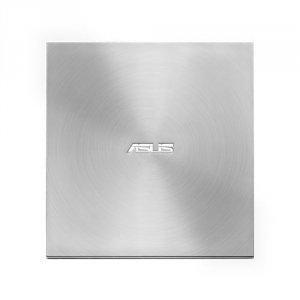 Asus Nagrywarka zewnętrzna ZenDrive U9M Ultra-slim DVD USB/USB-c srebrna