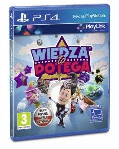 Sony Gra PS4 Wiedza To Potęga