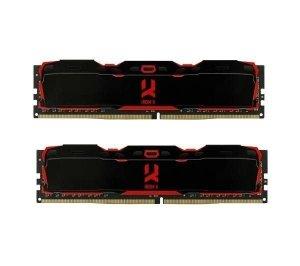 GOODRAM DDR4 IRDM X 16/2666 (2*8GB) 16-18-18 Czarny