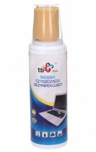 TB Clean Środek czyszcząco-dezynfekujący 250 ml + mikrofibra
