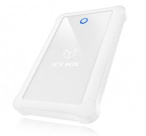 IcyBox IB-233U3-Wh obudowa HDD 2,5'' biała