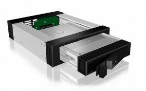 IcyBox IB-129SSK-B 3,5''/2,5'' HDD SATA/SAS
