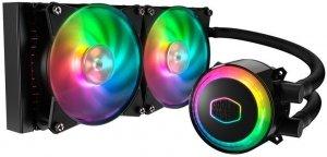 Cooler Master Chłodzenie wodne MasterLiquid ML240R RGB
