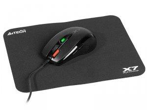 A4 Tech Zestaw mysz + podkładka X-Game X-7120
