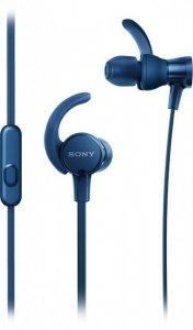 Sony Słuchawki douszne MDR-XB510ASL, niebieskie