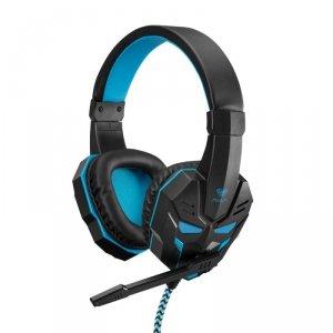 AULA Gaming Słuchawki z mikrofonem dla graczy Prime Basic