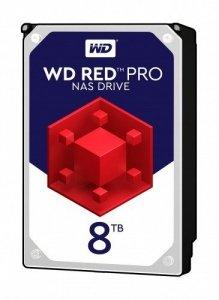 Western Digital HDD Red Pro 8TB 3,5'' 256MB SATAIII/7200rpm