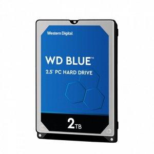 Western Digital Dysk HDD Blue 2TB 2,5 128MB SATAIII/5400rpm