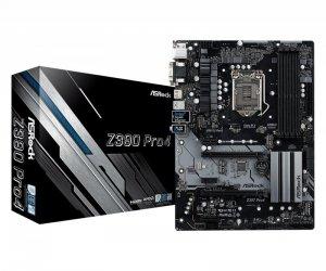 ASRock Płyta główna Z390 Pro4 s1151 4DDR4 HDMI/DVI/DSUB/M.2  ATX