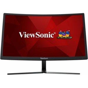 ViewSonic VX2458-C-MHD (24 cale, 1920x1080, 1ms, 144Hz, AMD FreeSync, zakrzywiony)