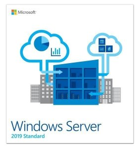 Microsoft Oprogramowanie OEM Win Svr Standard 2019 PL 4Core NoMedia/NoKey (APOS) AddLic.   P73-07854
