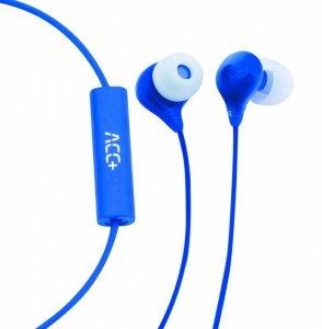 ACC+ Słuchawki douszne Soul niebieskie