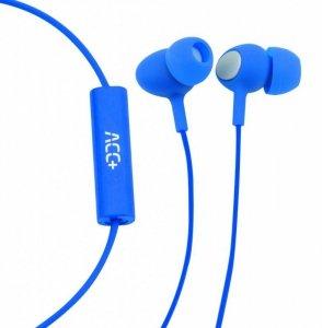 ACC+ Słuchawki douszne Soul 2 niebieskie