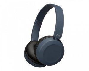 JVC Słuchawki bluetooth HA-S31BT niebieskie