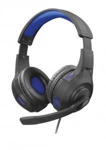 Trust Słuchawki GXT307B RAVU dla PS4 niebieskie