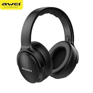 AWEI Słuchawki nauszne Bluetooth A780BL czarne