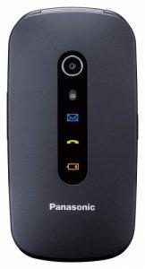 Panasonic Telefon dla seniora KX-TU466 czarny