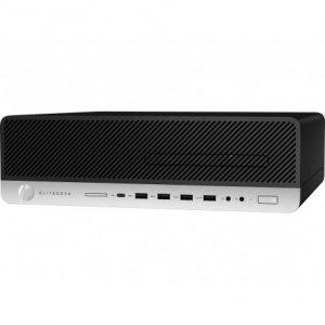 HP Inc. Komputer EliteDesk 800SFF G5 i7-9700 512/16/DVD/W10P  7PF06EA