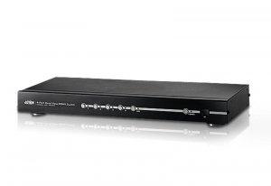 ATEN Przełącznik 4-Port HDMI with Dual Output VS482