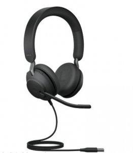 Jabra Słuchawki Evolve2 40 USB-A MS Stereo