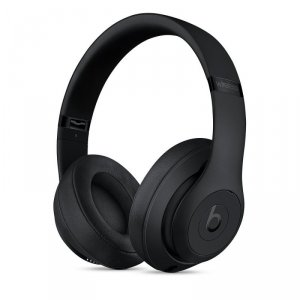 Apple Słuchawki Beats Studio3 Wireless Over Ear Headphones - Matte Black