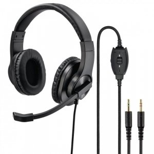 Hama Słuchawki multimedialne HS-P300 PC-Office