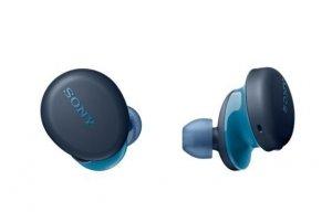 Sony Słuchawki WF-XB700 blue