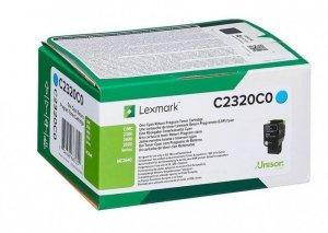Lexmark Toner C2320C0 cyan