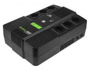 Green Cell Zasilacz awaryjny UPS AiO 600VA 360W
