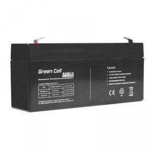 Green Cell Akumulator AGM 6V 3.2Ah