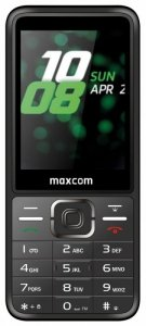 Maxcom Telefon MM 244 Classic
