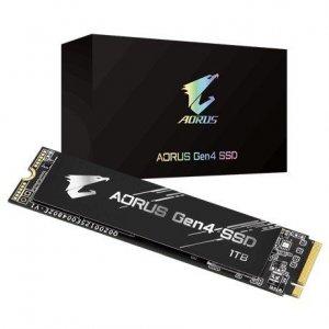 Gigabyte Dysk SSD AORUS Gen4 NVMe 1TB M.2 2280 5000/4400MB/s