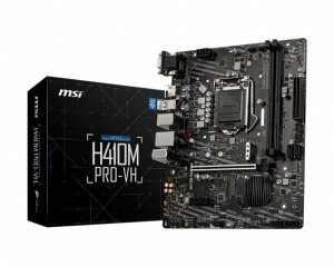 MSI Płyta główna H410M PRO-VH s1200 2DDR 4 HDMI/VGA M.2 USB3.2 mA