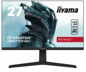 IIYAMA Monitor 27 cali GB2770HSU-B1 0,8ms,HDMI,DP,IPS,PIVOT,FreeSync,USB