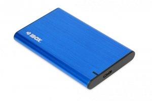 iBOX Obudowa IBOX HD-05 2.5 USB 3.1 Niebieska