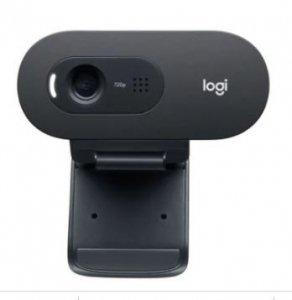 Logitech Kamera internetowa C505e czarna 960-001372