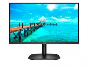 AOC Monitor 24B2XDAM 23.8 cala VA DVI HDMI Głośniki