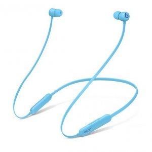 Apple Beats Flex - bezprzewodowe słuchawki douszne zapewniające komfort użytkowania przez cały dzień - Płomienny niebieski