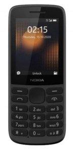 Nokia Telefon komórkowy 215 DS 4G Czarny