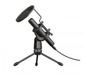 Trust Mikrofon streamingowy GXT 241 VELICA USB C