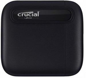 Crucial Dysk przenośny SSD X6 1000GB USB-C 3.1 Gen-2