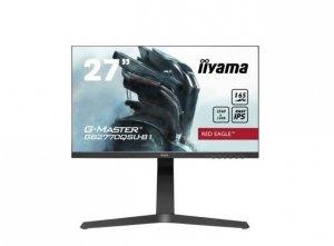 IIYAMA Monitor 27 cali GB2770QSU-B1 0.5ms,IPS,DP,HDMI,165Hz,400cd/m2,USBx2