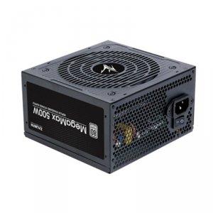 Zalman Zasilacz MegaMax 500W V2 80+ STD EU ZM500-TXII
