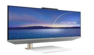 Asus Komputer All-in-One A5401WRAT-WA003R i3-10100T 8/256/W10P 23.8 cala