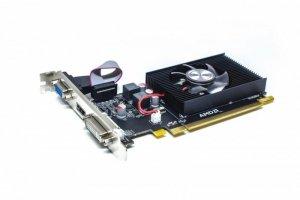 AFOX Karta graficzna - Radeon R5 230 2GB DDR3 64Bit DVI HDMI VGA LP Single Fan L4