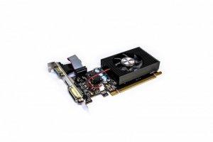 AFOX Karta graficzna - Geforce GT730 4GB DDR3 128Bit DVI HDMI VGA LP Single fan V6