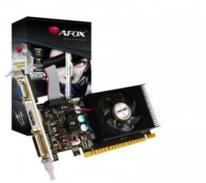 AFOX Karta graficzna - Geforce GT220 1GB DDR3 128Bit DVI HDMI VGA LP Fan